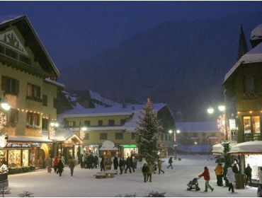 Ski village Beautiful, cosy winter-sport village with a various offer in slopes-2