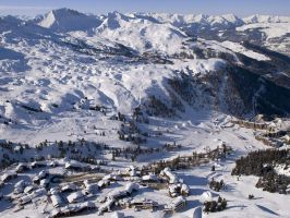Ski village Belle Plagne