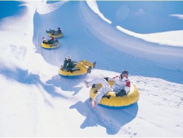 Ski village Sunny ski resort with good winter sports facilities-3