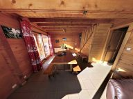 Chalet Le Soleil Levant with private swimming pool-6