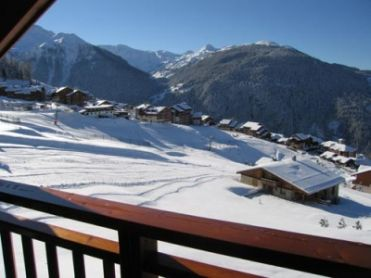 Chalet on the piste-3