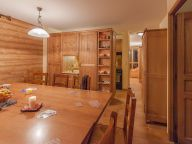 Chalet-apartment Les Balcons de Val Cenis Village with cabin