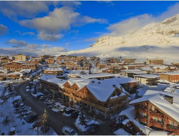 Ski village Well-known winter sport village with various attractions-1