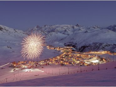 Ski village Well-known winter sport village with various attractions-2