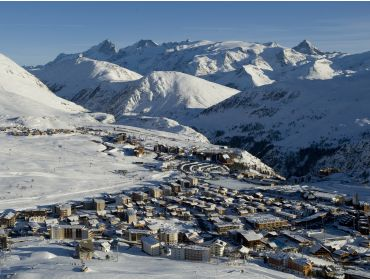Ski village Well-known winter sport village with various attractions-4