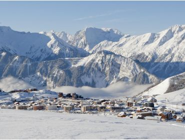 Ski village Well-known winter sport village with various attractions-5