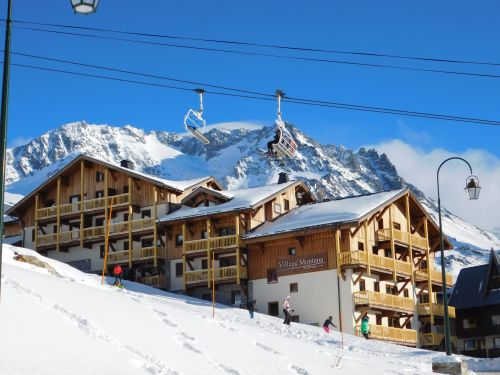 Chalet-apartment Village Montana 'Plein Sud'-15