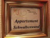 Apartment Edelweiss am See Combination, 5 apts. including communal kitchen/dining area