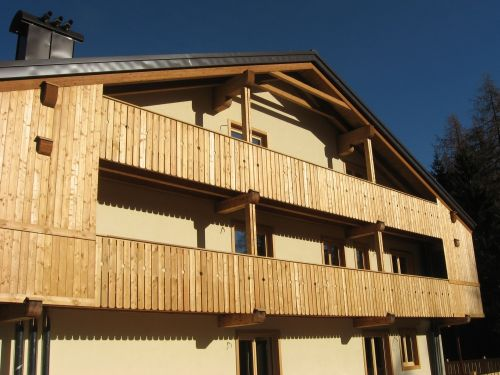 Chalet-apartment Civetta