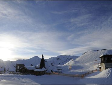 Ski village Romantic, sunny winter-sport village with a beautiful surrounding-1
