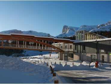 Ski village Modern and practical winter sport village; ideal for families-3