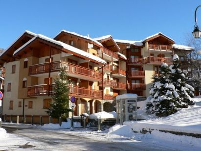 Apartment Les Balcons de Tougnettes
