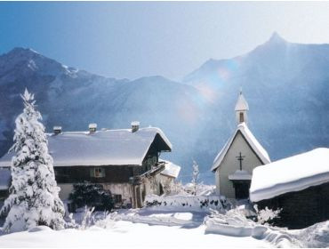 Ski village Romantic, sunny winter-sport village with a beautiful surrounding-5