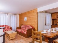 Chalet-apartment Le Val Chavière with sauna