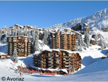 Ski village Most snow-certain winter sport village of Les Portes du Soleil-2