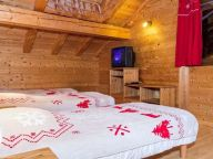 Chalet Vuargnes with private sauna and swimming pool