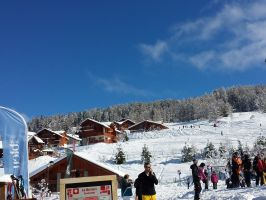 Ski village Vallandry