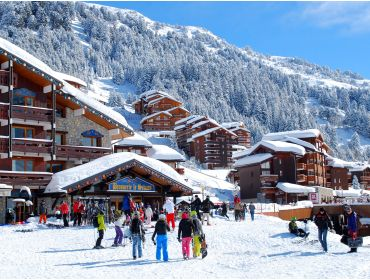Ski village Winter-sport village, situated between the slopes and the ski lifts-14