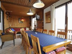 Chalet Pom de Pin catering included