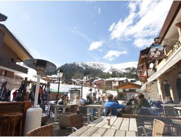 Ski village Atmospheric winter sport village with plenty to do for everyone-11