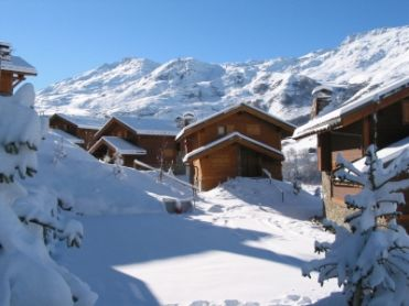 Chalet on the piste-4