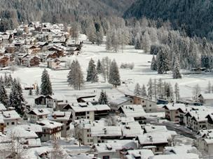 Ski village Charming Italian winter-sport village with several activities-4
